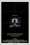 """Movie Posters:Horror, Poltergeist & Other Lot (MGM/UA, 1982). Folded, Very Fine-. OneSheets (2) (27"""" X 41"""") Style B. Horror.. ... (Total..."""