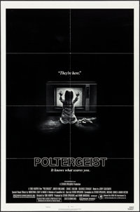 """Poltergeist & Other Lot (MGM/UA, 1982). Folded, Very Fine-. One Sheets (2) (27"""" X 41"""") Style B. Horror..."""
