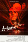 "Movie Posters:War, Apocalypse Now (United Artists, 1979). Folded, Very Fine. One Sheet(27"" X 41""). Bob Peak Artwork. War.. ..."