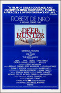 """Movie Posters:Academy Award Winners, The Deer Hunter & Other Lot (Universal, 1978). Folded, Very Fine. One Sheets (3) (27"""" X 41"""") Two Styles. Academy Award Winne... (Total: 3 Items)"""