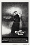 Movie Posters:Drama, The Elephant Man (Paramount, 1980). Folded, Very Fine+.