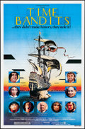 "Movie Posters:Fantasy, Time Bandits & Other Lot (Avco Embassy, 1981). Folded, Very Fine. One Sheets (2) (27"" X 41""). Fantasy.. ... (Total: 2 Items)"