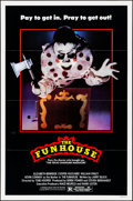 Movie Posters:Horror, The Funhouse (Universal, 1981). Folded, Very Fine....