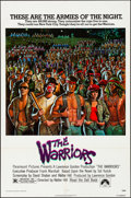 "Movie Posters:Action, The Warriors (Paramount, 1979). Folded, Very Fine-. One Sheet (27"" X 41""). David Jarvis Artwork. Action.. ..."
