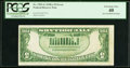 Error Notes:Inverted Reverses, Fr. 1951-G $5 1928A Federal Reserve Note. PCGS Extremely Fine 40.. ...