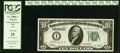 Error Notes:Inverted Reverses, Fr. 2000-A $10 1928 Federal Reserve Note. PCGS Very Fine 25.. ...