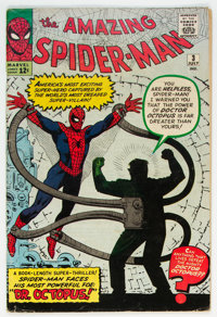 The Amazing Spider-Man #3 (Marvel, 1963) Condition: FR/GD