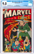 Golden Age (1938-1955):Superhero, Marvel Mystery Comics #79 (Timely, 1946) CGC VF/NM 9.0 Off-white to white pages....