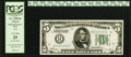 Error Notes:Inverted Reverses, Fr. 1950-K $5 1928 Federal Reserve Note. PCGS Very Fine 25.. ...