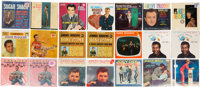 Group of 21 Various Pop LPs