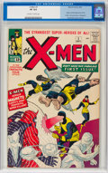 X-Men #1 (Marvel, 1963) CGC VF 8.0 Off-white to white pages