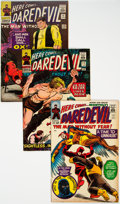Silver Age (1956-1969):Superhero, Daredevil #11, 12, and 15 Group (Marvel, 1965-66) Condition:Average VF/NM.... (Total: 3 Comic Books)