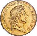 Great Britain, Great Britain: George I gold 5 Guineas 1716 MS60 NGC,...