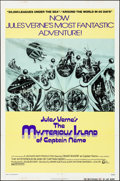 Movie Posters:Science Fiction, The Mysterious Island of Captain Nemo & Other Lot (Cinerama Releasing, 1974). Folded, Overall: Fine/Very Fine. One Sheets (2... (Total: 2 Items)