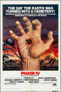 """Movie Posters:Horror, Phase IV & Other Lot (Paramount, 1974). Folded, Very Fine-. One Sheets (2) (27"""" X 41"""") Gil Cohen Artwork. Horror.. ... (Total: 2 Items)"""