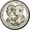 German States:Mecklenburg-Schwerin, German States: Mecklenburg-Schwerin. Friedrich Franz IV Proof 3 Mark 1915-A PR66 Cameo PCGS,...