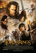"""Movie Posters:Fantasy, The Lord of the Rings: The Return of the King (New Line, 2003). Rolled, Very Fine/Near Mint. One Sheet (27"""" X 40"""") SS, Advan..."""