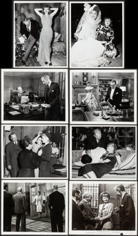 """Lured (United Artists, 1947). Very Fine. Photos (23) (8"""" X 10""""). Mystery. ... (Total: 23 Items)"""