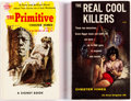 Books:Vintage Paperbacks, Chester Himes Vintage 1st Edition Paperbacks Group of 2 (Various,1956-59).... (Total: 2 Items)