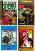 Books:First Editions, Michael H. Price Forgotten Horrors and Other Movie- and Film-Related Books, Comics, and Magazines Group of 12 (Var... (Total: 12 Items)