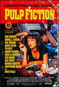 "Movie Posters:Crime, Pulp Fiction (Miramax, 1994). Rolled, Very Fine. One Sheet (27"" X 40"") SS. Crime.. ..."