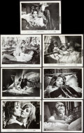 """Movie Posters:Horror, Blood and Roses (Paramount, 1961). Fine/Very Fine. Photos (21) (8"""" X 10""""). Horror.. ... (Total: 21 Items)"""