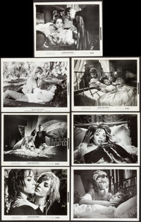 """Blood and Roses (Paramount, 1961). Fine/Very Fine. Photos (21) (8"""" X 10""""). Horror. ... (Total: 21 Items)"""