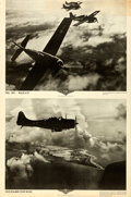 "Movie Posters:War, World War II U.S. Naval Aviation (U.S. Navy, c. 1943). Rolled, Fine/Very Fine. Aviation Training Posters (4) (Approx. 39.25""... (Total: 4 Items)"