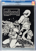 Magazines:Fanzine, Witzend #7 (Wally Wood, 1970) CGC NM 9.4 White pages....