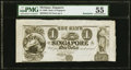 Obsoletes By State:Michigan, Singapore, MI- Bank of Singapore $1 18__ Remainder PMG About Uncirculated 55.. ...
