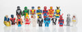 Collectible:Contemporary, Kubrick X Marvel. Group of 18 Marvel Toys, 2002-03. Painted cast resin. 2-1/2 x 1-1/4 x 1/2 inches (6.4 x 3.2 x 1.3 cm) ... (Total: 2 Items)