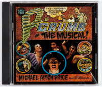 Michael H. Price (as Michael Aitch Price) and Robert Crumb R. Crumb -- the Musical! Original-Cast Recording Compac