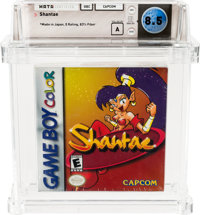Shantae (GBC, Capcom, 2002) Wata 8.5 A (Seal Rating)