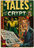 Golden Age (1938-1955):Horror, Tales From the Crypt #21 (EC, 1951) Condition: GD+....
