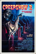 "Movie Posters:Horror, Creepshow 2 (New World, 1987). Folded, Very Fine-. One Sheet (27"" X41"") SS. Greg Winters Artwork. Horror.. ..."