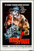 "Movie Posters:Horror, Madhouse (American International, 1974). Folded, Very Fine-. One Sheet (27"" X 41""). Horror.. ..."
