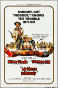 """Movie Posters:Western, My Name Is Nobody & Other Lot (Universal, 1974). Folded, Very Fine-. One Sheets (2) (27"""" X 41""""). Western.. ... (Total: 2 Items)"""