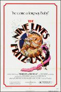 """Movie Posters:Animation, The Nine Lives of Fritz the Cat (American International, 1974).Folded, Very Fine-. One Sheet (27"""" X 41""""). Animation...."""
