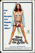 """Movie Posters:Adult, Here Comes the Bride & Other Lot (Jack Rabbit, 1978). Folded, Fine/Very Fine. One Sheets (2) (27"""" X 41""""). Adult.. ... (Total: 2 Items)"""