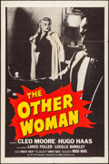 "Movie Posters:Film Noir, The Other Woman (20th Century Fox, 1954). Folded, Fine/Very Fine.One Sheet (27"" X 41""). Film Noir.. ..."