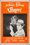 """Movie Posters:Mystery, Chinatown (Paramount, 1975). Folded, Very Fine-. Australian OneSheet (27"""" X 40""""). Richard Amsel Artwork. Mystery. Fromth..."""