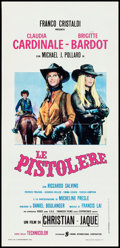 """Movie Posters:Western, The Legend of Frenchie King (CIC, 1972). Folded, Very Fine. Italian Locandina (13.25"""" X 27.75"""") Enzo Nistri Artwork. Western..."""