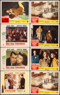 "Movie Posters:Drama, Saigon & Other Lot (Paramount, 1948). Overall: Fine/Very Fine. Lobby Cards (8) (11"" X 14""). Drama.. ... (Total: 8 Items)"