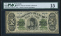 Canadian Currency, Canada Dominion of Canada $1 - Montreal 1.6.1878 D...