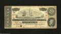 Confederate Notes:1864 Issues, T67 $20 1864....