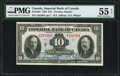 Canadian Currency, Canada Imperial Bank of Canada $10 - Toronto 3.1.1...
