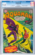 Silver Age (1956-1969):Superhero, Aquaman #29 (DC, 1966) CGC NM/MT 9.8 White pages....