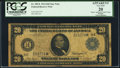 Fr. 982* $20 1914 Federal Reserve Star Note PCGS Apparent Very Fine 20