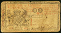 Colonial Notes:New Jersey, New Jersey April 23, 1761 £6 Very Fine. T...