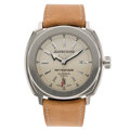 Estate Jewelry:Watches, JeanRichard Men's Terrascope Automatic Watch, New/Old Stock, 60500 11 C01 HDE0. ...